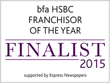 Franchisor of the Year 2015