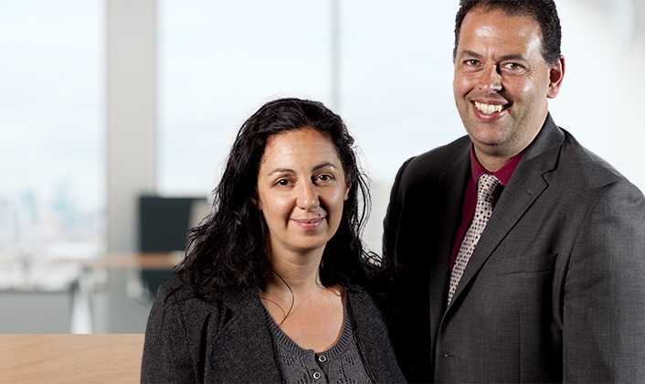 Mike and Luisa Keig, Auditel franchisees