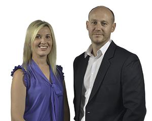 David Kendall & Polly Coleman