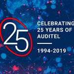 Auditel 25-year anniversary