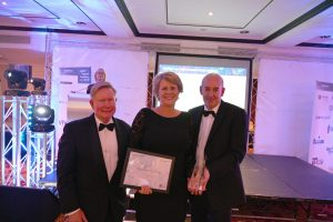 Award winner Gill Gibbon